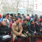 Karaş'ta Bir Tören